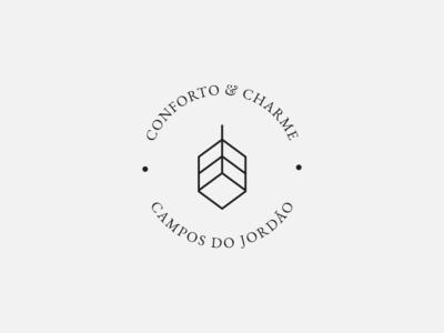 Vanderson Vieira Design Logofolio Conforto E Echarme