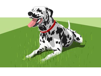 Doggo Commission Piece
