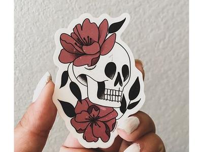 Sticker Giveaway