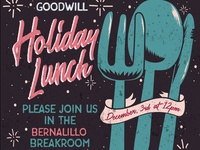 Holiday Staff Lunch