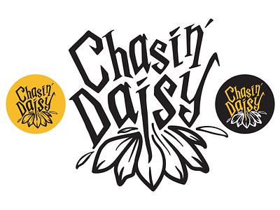 Chasin Daisy music band alternative daisy chasing logo logotype