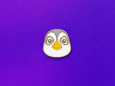 Enamel Pin Penguin