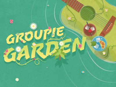 Groupie Garden - Illustration