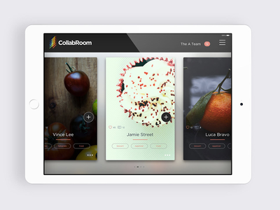 CollabRoom SaaS