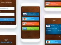 Secure pay App