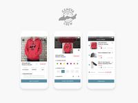 Geneva Crew Mobile eCommerce