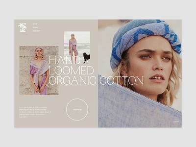 Best Friend Goods Style Tiles exploration fashion brand fashion web design minimal clean ui