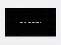 Dash meets Instagram