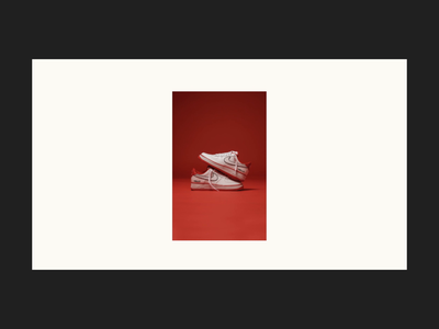 Lemkus Home Page minimal ux typograhpy clean home page sneakers nike shopify e-commerce motion interaction design web design animation ui