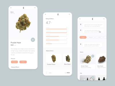 Cannabis Marketplace (Concept)