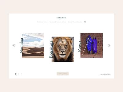 Amadi Slider agency dashdigital interaction design web design design minimal clean ux ui