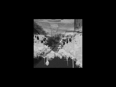 Music Cover I. music cover layout collage grain black white instrumental soundcloud