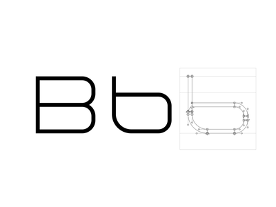 BBB d92studio version bbb new glyph typeface work in progress typography