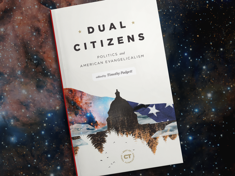 Dual Citizens cover design today christianity evangelical political politics citizens dual design cover