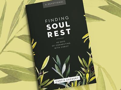 Finding Soul Rest rest soul floral design cover cover design