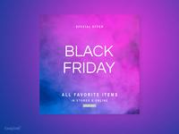 "High Street Sale Templates ""Black Friday"""