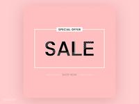 High Street Sale