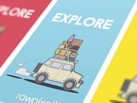 Explore Cover