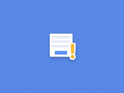 FormLinter illustration logo icon error linter form