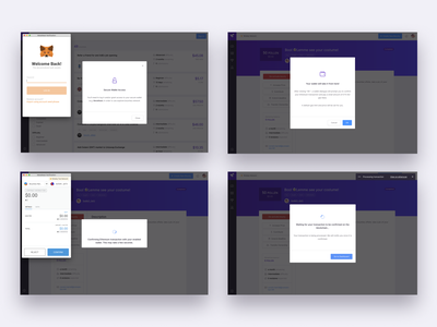Web3 UX Patterns ethereum blockchain design app web ux ui