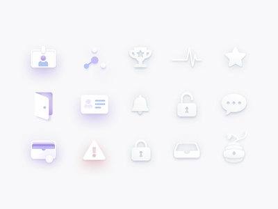 Bounties Network Icons