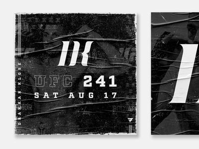 Drakkar Klose UFC 241