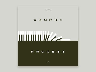 10x17, #10: Sampha - Process 10x17