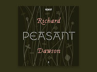 10x17, #1: Richard Dawson - Peasant