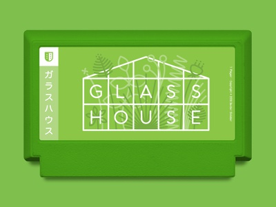 Glass House famicase
