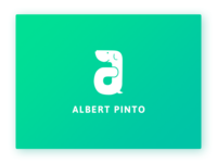 Logo Design for Albert Pinto
