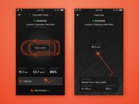 Car Control & Tracker