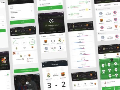 Beat'em - Football app