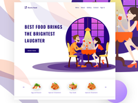 Restaurant Website Exploration