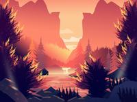 Dreamy Land_Illustration