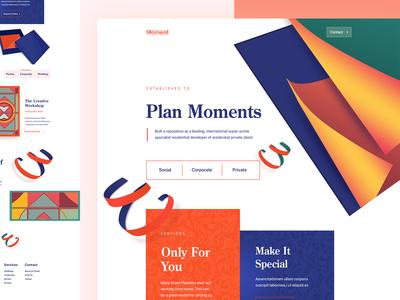 Event Managing Agency Website