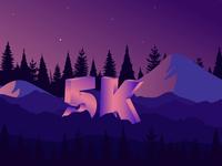 5k Followers