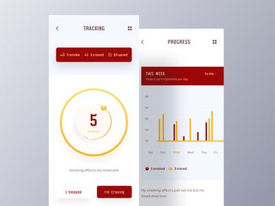 Quit Smoking_Habit Builder App