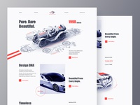 Automotive Design Company Web