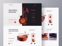 Musical Instrument Webstore