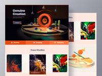 Agency Website_Creative Studio