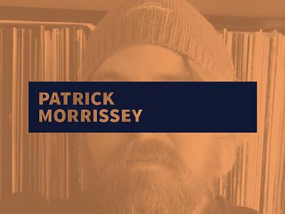 Patrick Morrissey narcissism