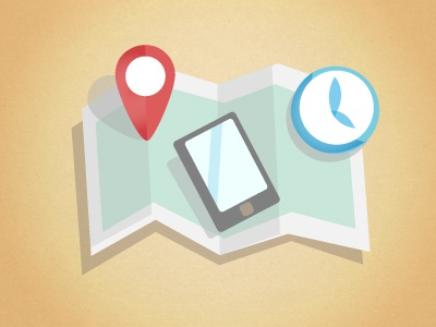 Navigation elements