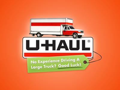 Honest Slogans: U-Haul