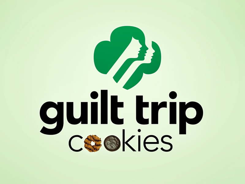Honest Slogans Girl Scout Cookies By Clif Dickens On Dribbble