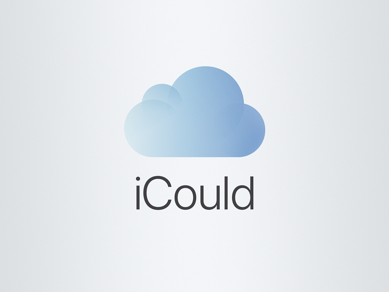 iCould meh apathy icould icloud parody humor logo brand mashups brand mashup