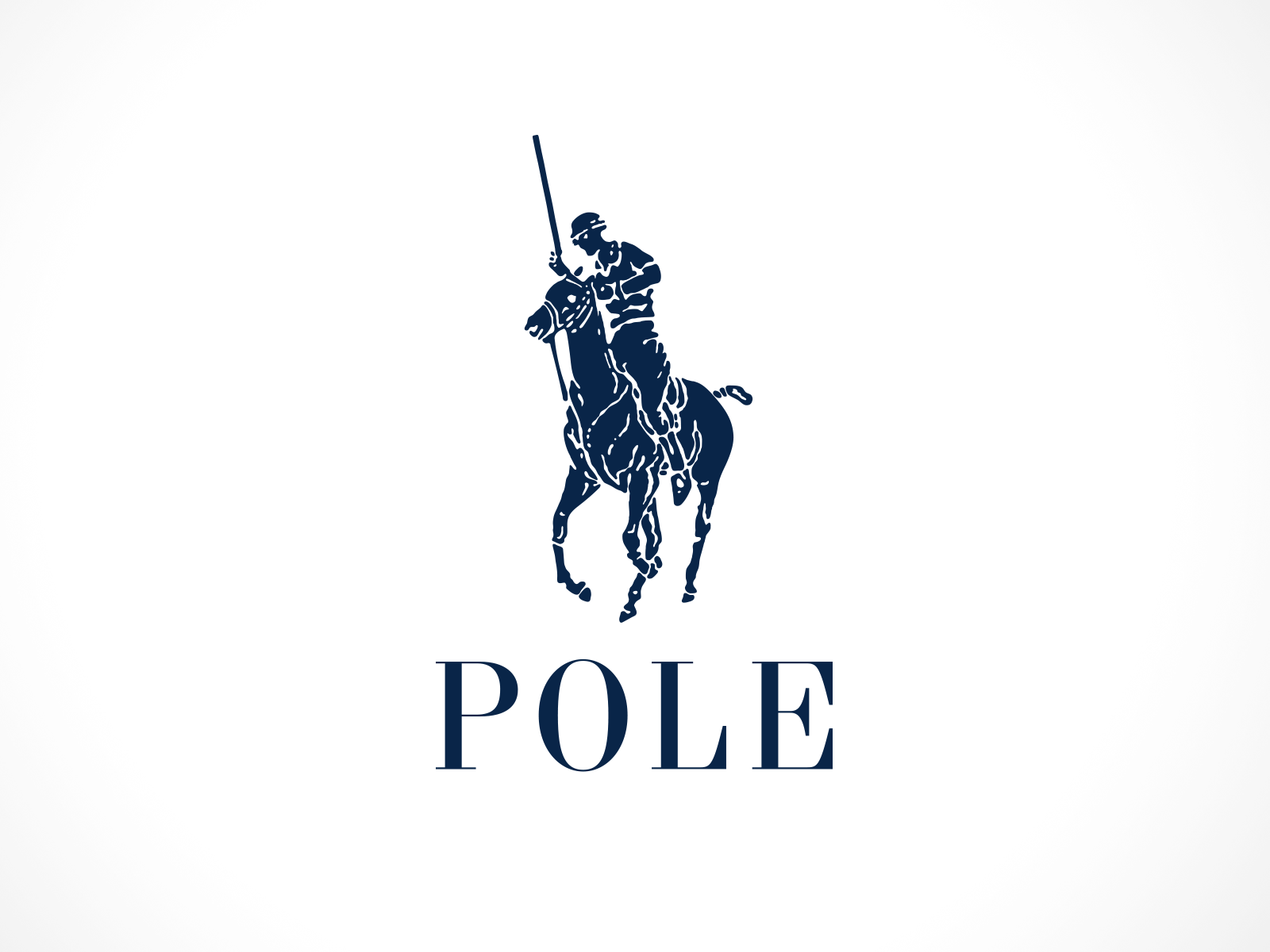 Polo pole dribbble