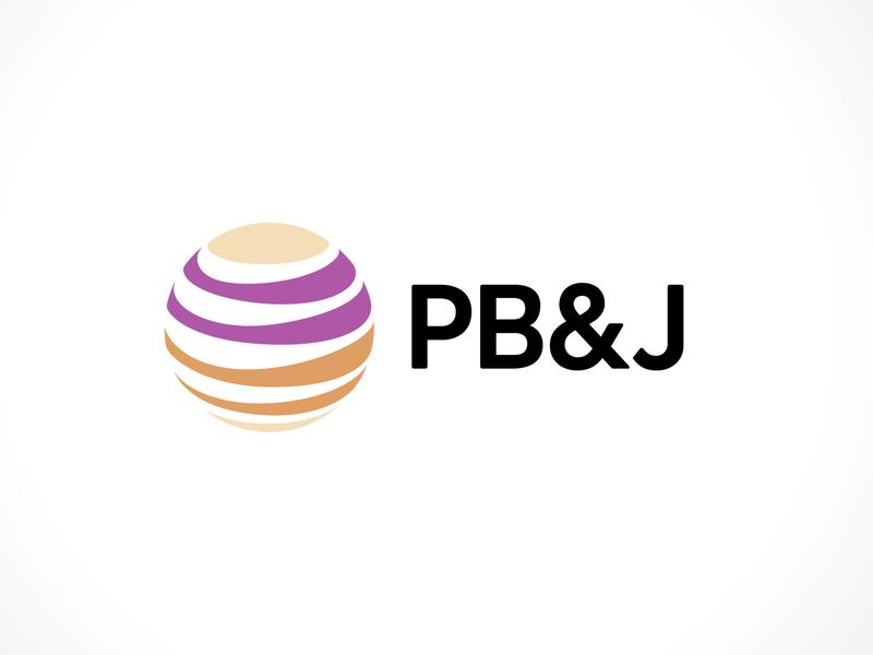 Mobilizing Your Lunch℠ design att parody branding logo brand mashups brand mashup