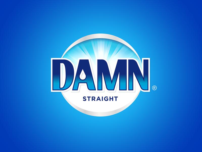 . logo design design dawn soap parody branding brand mashup