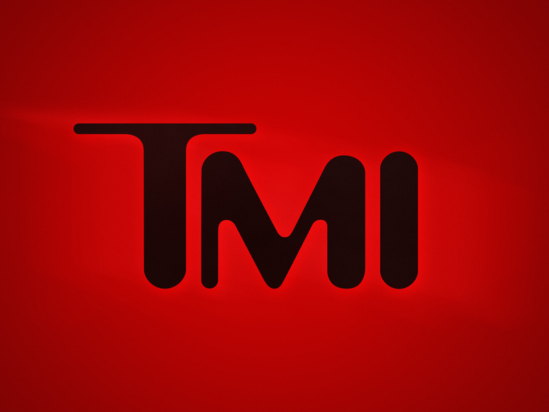 TMI tmi tmz branding logo parody brand mashup