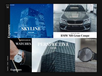 Magazine / Blog Template